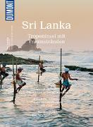 Cover-Bild zu Miethig, Martina: DuMont Bildatlas 184 Sri Lanka
