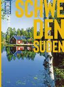 Cover-Bild zu Knoller, Rasso: DuMont BILDATLAS Schweden Süden, Stockholm