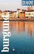 Cover-Bild zu Simon, Klaus: DuMont Reise-Taschenbuch Reiseführer Burgund (eBook)