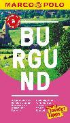 Cover-Bild zu Görgens, Manfred: MARCO POLO Reiseführer Burgund (eBook)