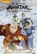 Cover-Bild zu Yang, Gene Luen: Avatar: Der Herr der Elemente Comicband 16