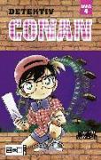 Cover-Bild zu Aoyama, Gosho: Detektiv Conan 04
