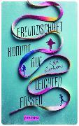 Cover-Bild zu Clapham, Katie: Freundschaft kommt auf leichten Füßen (eBook)