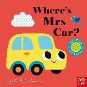 Cover-Bild zu Reid, Camilla: Where's Mrs Car?