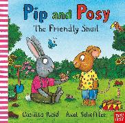 Cover-Bild zu Reid, Camilla: Pip and Posy: The Friendly Snail