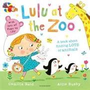 Cover-Bild zu Reid, Camilla: Lulu at the Zoo