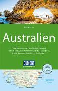 Cover-Bild zu Dusik, Roland: DuMont Reise-Handbuch Reiseführer Australien. 1:4'000'000