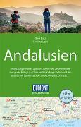 Cover-Bild zu Breda, Oliver: DuMont Reise-Handbuch Reiseführer Andalusien