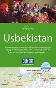 Cover-Bild zu Ducke, Isa: DuMont Reise-Handbuch Reiseführer Usbekistan. 1:1'500'000