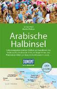 Cover-Bild zu Heck, Gerhard: DuMont Reise-Handbuch Reiseführer Arabische Halbinsel. 1:1'000'000
