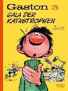 Cover-Bild zu Franquin, André: Gaston Neuedition 3: Gala der Katastrophen