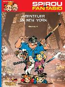 Cover-Bild zu Franquin, André: Spirou und Fantasio, Band 37