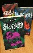 Cover-Bild zu Goehre, Micha-El: Jungsmusik-Trilogie