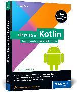 Cover-Bild zu Theis, Thomas: Einstieg in Kotlin