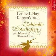 Cover-Bild zu Lichtvolle Botschaften zur Advents- und Weihnachtszeit
