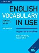 Cover-Bild zu English Vocabulary in Use. Fourth Edition. Upper-intermediate. Book with answers