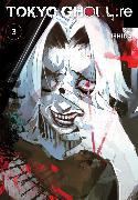 Cover-Bild zu Sui Ishida: Tokyo Ghoul: re, Vol. 3