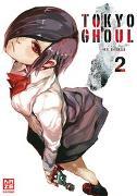 Cover-Bild zu Ishida, Sui: Tokyo Ghoul 02