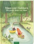 Cover-Bild zu Andres, Kristina: Maus und Eichhorn