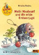 Cover-Bild zu Andres, Kristina: Molle Maulwurf und die wilde Erdbeerjagd