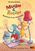 Cover-Bild zu Andres, Kristina: Mucker und Rosine Buschfunk in der Hasenhütte (eBook)