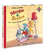 Cover-Bild zu Andres, Kristina: Mucker & Rosine - Buschfunk in der Hasenhütte
