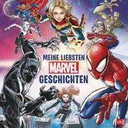 Cover-Bild zu Diverse: Meine liebsten Marvel-Geschichten