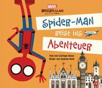 Cover-Bild zu Glass, Calliope: Marvel Spider-Man reist ins Abenteuer