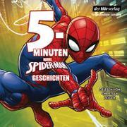 Cover-Bild zu Kugler, Frederik (Übers.): MARVEL Spider-Man 5-Minuten-Geschichten