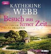 Cover-Bild zu Besuch aus ferner Zeit von Webb, Katherine