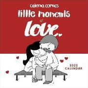 Cover-Bild zu Chetwynd, Catana: Catana Comics: Little Moments of Love 2022 Wall Calendar