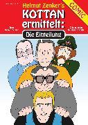Cover-Bild zu Zenker, Helmut: Kottan ermittelt: Die Einteilung (eBook)