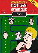 Cover-Bild zu Zenker, Helmut: Kottan ermittelt: Burli (eBook)