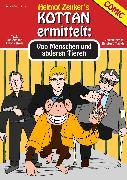 Cover-Bild zu Zenker, Helmut: Kottan ermittelt: Von Menschen und anderen Tieren (eBook)