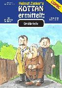 Cover-Bild zu Zenker, Helmut: Kottan ermittelt: Drohbriefe (eBook)