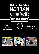 Cover-Bild zu Zenker, Helmut: Kottan ermittelt: New Comicstrips 1 (eBook)
