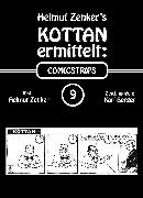 Cover-Bild zu Zenker, Helmut: Kottan ermittelt: Comicstrips 9 (eBook)