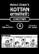 Cover-Bild zu Zenker, Helmut: Kottan ermittelt: Comicstrips 8 (eBook)
