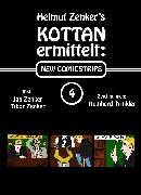 Cover-Bild zu Zenker, Helmut: Kottan ermittelt: New Comicstrips 4 (eBook)