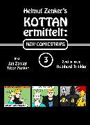 Cover-Bild zu Zenker, Helmut: Kottan ermittelt: New Comicstrips 3 (eBook)