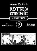 Cover-Bild zu Zenker, Helmut: Kottan ermittelt: Comicstrips 3 (eBook)