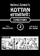 Cover-Bild zu Zenker, Helmut: Kottan ermittelt: Comicstrips 2 (eBook)