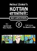 Cover-Bild zu Zenker, Helmut: Kottan ermittelt: New Comicstrips 2 (eBook)