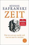 Cover-Bild zu Safranski, Rüdiger: Zeit