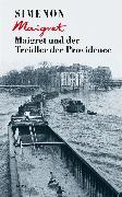 Cover-Bild zu Simenon, Georges: Maigret und der Treidler der Providence (eBook)