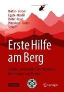 Cover-Bild zu Burger, Josef: Erste Hilfe am Berg