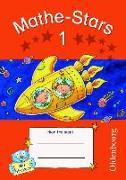 Cover-Bild zu Hatt, Werner: Mathe-Stars, Regelkurs, 1. Schuljahr, Übungsheft, Mit Lösungen