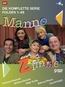 Cover-Bild zu Franziska Meyer Price (Reg.): ManneZimmer - Die komplette Serie (Folge 1 - 65)