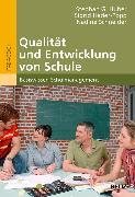Cover-Bild zu Huber, Stephan: Qualität und Entwicklung von Schule (eBook)