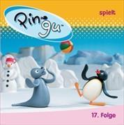 Cover-Bild zu Pingu spielt